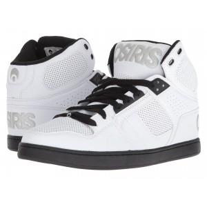 NYC 83 Classic White/Black/Silver