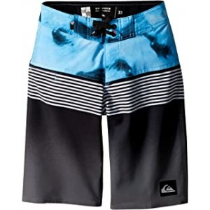 Highline Lava Division Boardshorts (Big Kids) Black