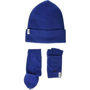 Knit Hat and Flip Mitt Gift Set (Toddler/Little Kids)