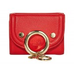 Mara Compact Wallet Radiant Red