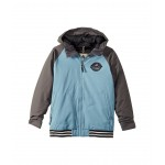 Game Day Jacket (Little Kids/Big Kids) Blue Stone/Faded