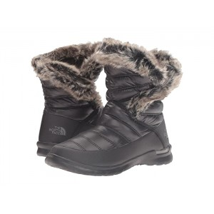 ThermoBall Microbaffle Bootie II Shiny TNF Black/Smoked Pearl Grey