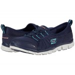 SKECHERS Gratis - Snazzy Wit Navy Blue