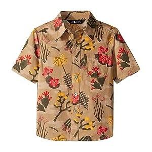 Short Sleeve Bay Trail Shirt (Little Kids/Big Kids)