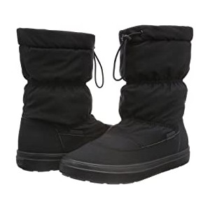 LodgePoint Pull-On Boot Black