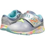 Electric Rainbow 200 H&L (Infant/Toddler) Grey/Multi