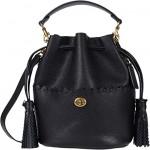 Whipstitch Details Lora Bucket Bag