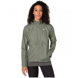Essential Jacket Hood Juniper Fog/Reflective Silver
