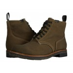 Army Boot Classic Olive Waxed Canvas
