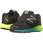 Vazee Rush v2 (Infant/Toddler) Black/Yellow
