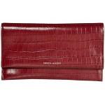 Rebecca Minkoff Wallet Clutch Pinot Noir