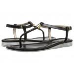 Original Grand Braid Sandal II Black Leather