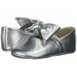 Baby Ballerina w/ Bow (Infant/Toddler) Silver