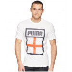 Forever Football Country Tee Puma White/England