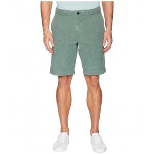 Clyde Cotton Shorts Fern