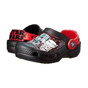 Star Wars Darth Vader Clog (Toddler/Little Kid) Black