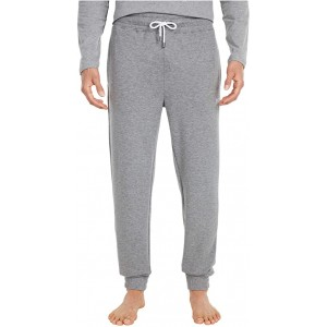Cotton and Cashmere Blend Joggers