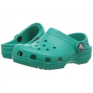 Classic Clog (Toddler/Little Kid/Big Kid) Tropical Teal