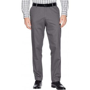 Dockers Athletic Fit Signature Khaki Lux Cotton Stretch Pants - Creaseless Magnet
