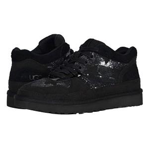 UGG Highland Sneaker Black Sequins Stars