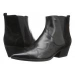 Cedar Black/Black Leather