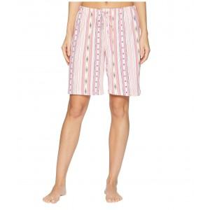 Printed Bermuda Shorts Party Stripe