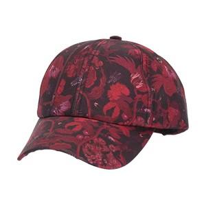 Printed Floral Baseball Cap