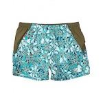 The North Face Kids Class V Water Shorts (Little Kidsu002FBig Kids) Jaiden Green Flower Power Print 1