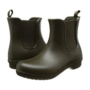 Freesail Chelsea Boot Dark Camo Green