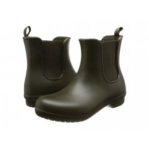 Freesail Chelsea Boot Dark Camo Green