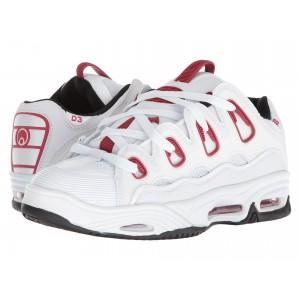 D3 2001 White/Red/Black