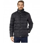 City Puffers 265 Insulated Quilted Jacket with Flap Pockets