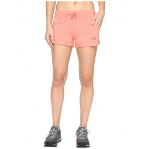 Tri-Blend Shorts Burnt Coral Heather (Prior Season)