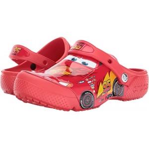 Crocs Kids CrocsFunLab Cars Lightning McQueen Clog (Toddleru002FLittle Kid) Flame