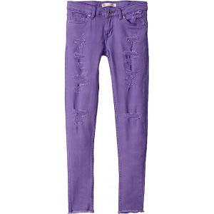 710 Color Jeans (Big Kids) Beet Red