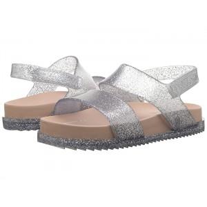 Mini Cosmic Sandal (Toddler/Little Kid) Silver/Sparkle/Pink