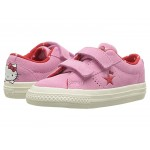 Hello Kitty One Star 2V - Ox (Infant/Toddler) Pink Prism