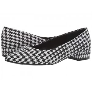 Fayth Flat Black/White