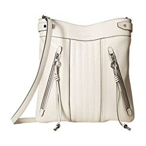 Moto North/South Crossbody Birch