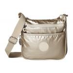 Kipling Jordan Crossbody Bag Cloud Metal