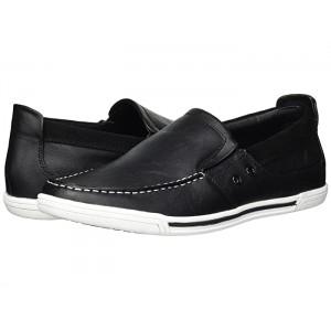 Press Loafer Black