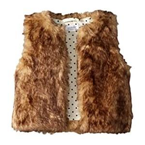 Faux Fur Vest (Infant/Toddler)