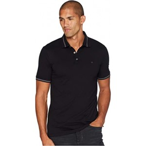 The Liquid Touch Polo Black Combo