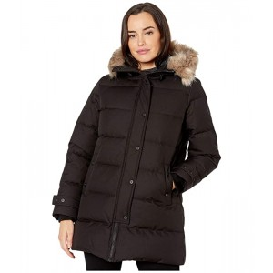 Horizontal Quilted Puffer