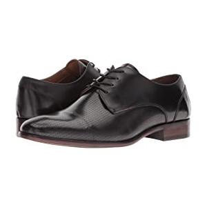 Yeawia Black Leather