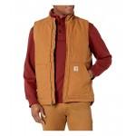 OV277 Sherpa Lined Mock Neck Vest