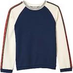 Felted Cotton Jersey w/ GG Trim Sweatshirt (Little Kids/Big Kids)
