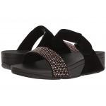 Lulu Popstud Slide Sandal Black