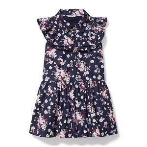 Floral Print Dress (Toddler/Little Kids/Big Kids)
