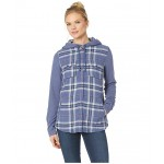 Reagan Midweight Flannel Long Sleeve Storm